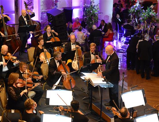 thursday night september 15 2016 music director michael krajewski and the philly pops orchestra returned to the hyatt at the bellevue for the fourth