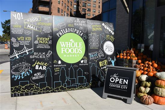 Whole Foods Center City Philadelphia Parking