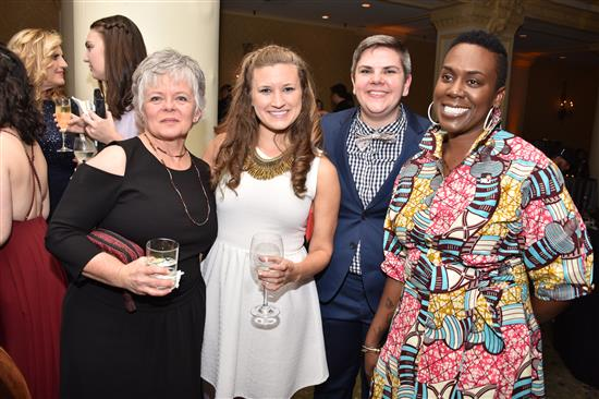 Leslie Odom, Jr. Helps University of the Arts Celebrate their ...