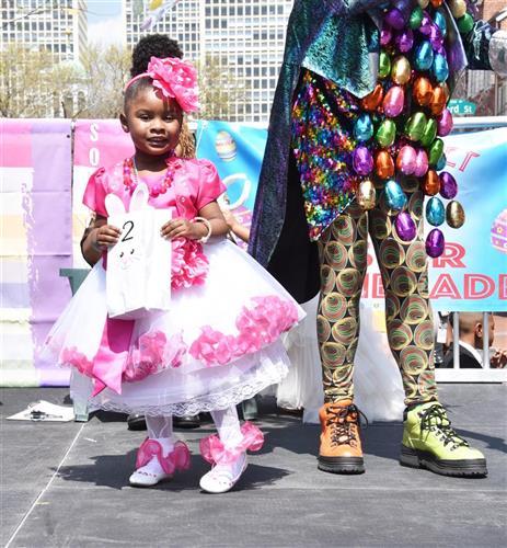 Best dressed little girl (Custom)