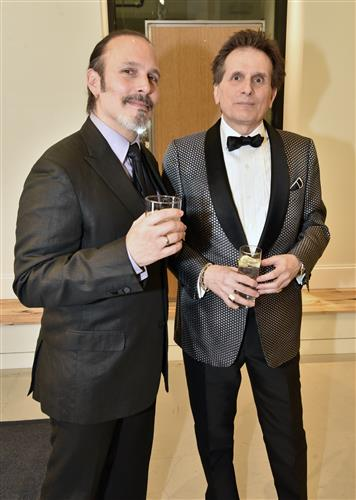 A.D. Amorosi and Peter Dello Buono