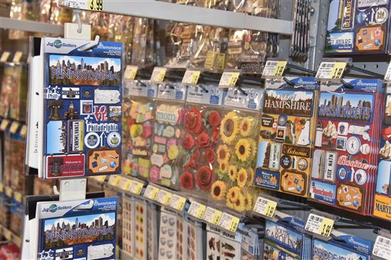 Lots Of Fun To Buy At The New Ac Moore Broad Chestnut Philly