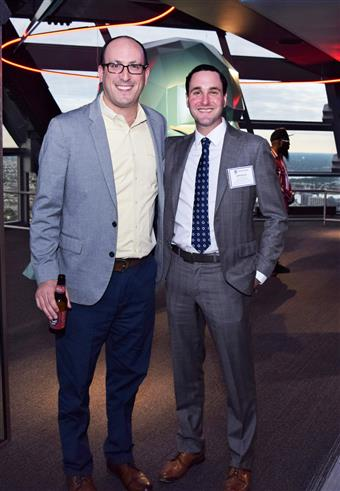 Seth Rappaport and Jeff Gillman