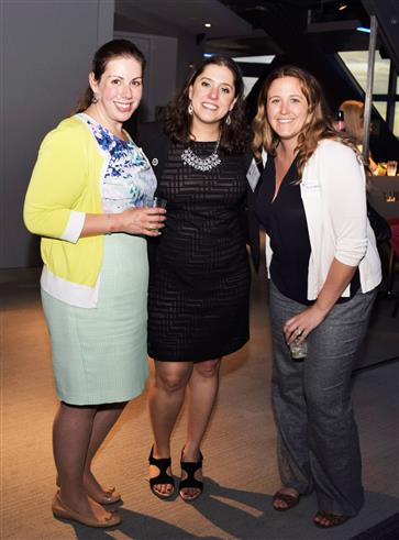 Hala Al-Shawaf, Erica McLeod, and Erin Weidel