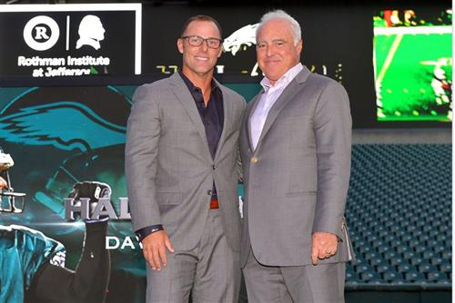 David Akers and Jeffrey Laurie (Custom)